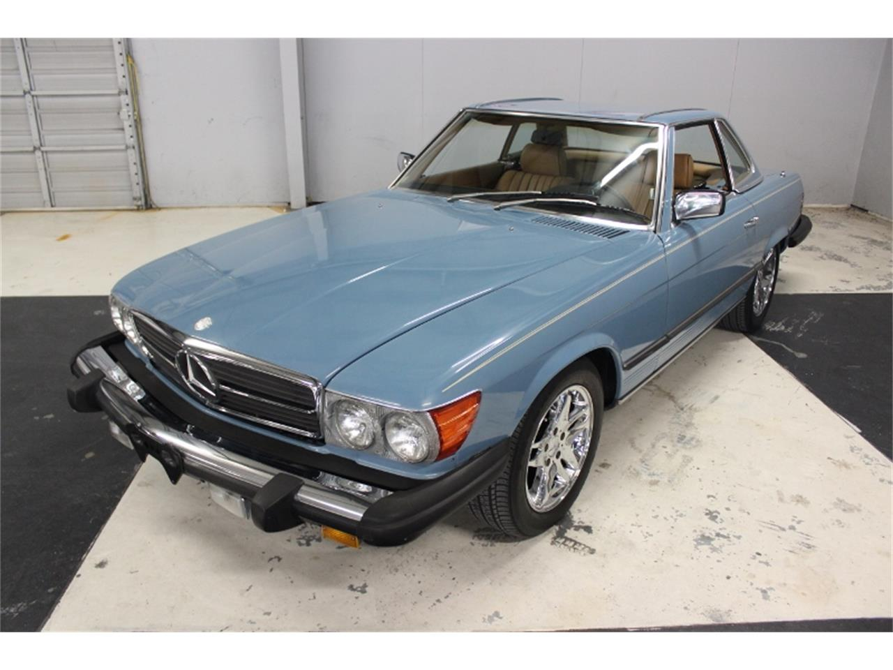 Large Picture of '81 380SL - PYBK