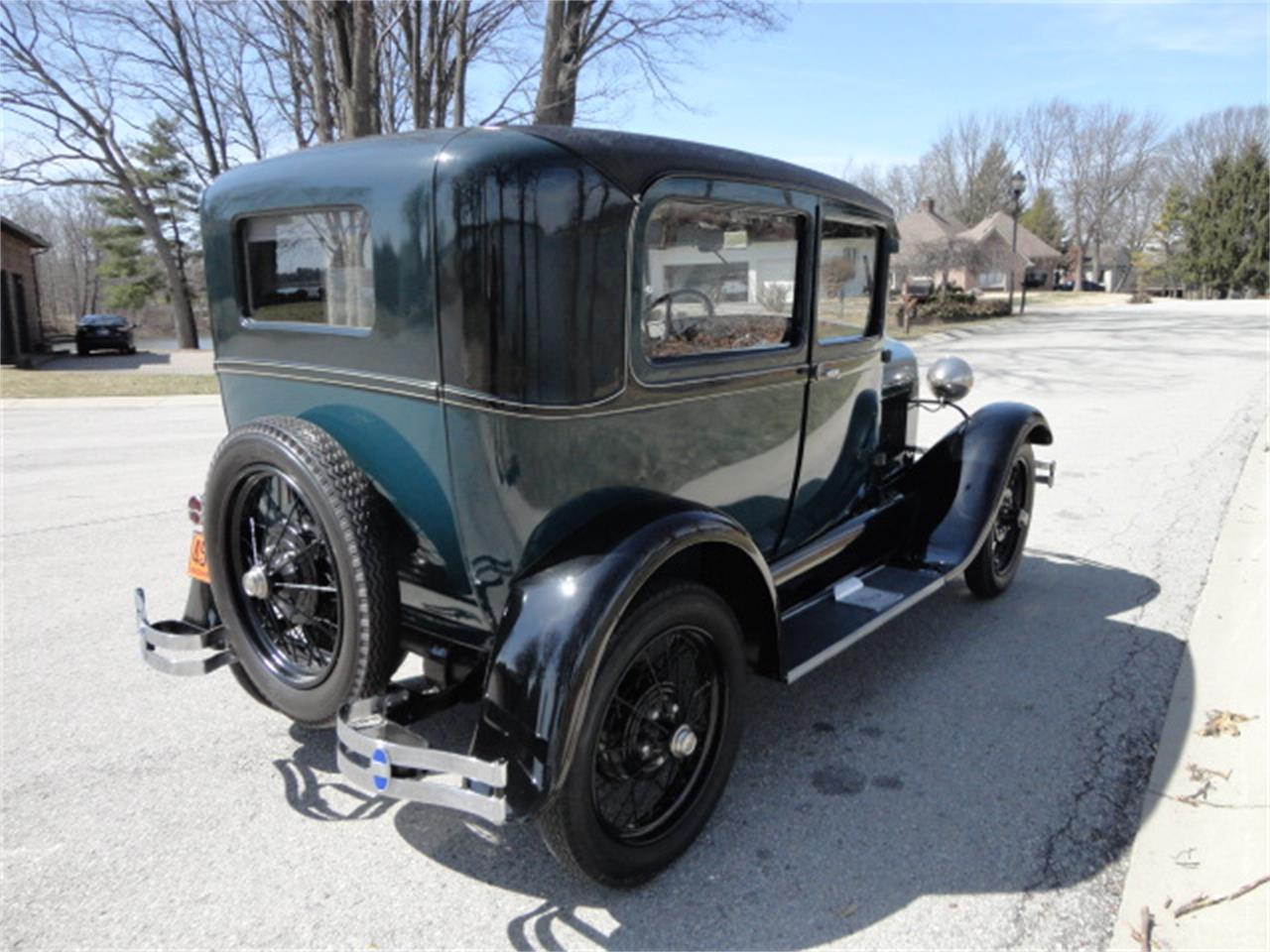 Large Picture of '29 Model A - Q4FK
