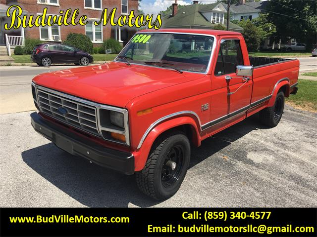 Picture of '86 F150 located in Paris Kentucky - $8,900.00 - Q4FN