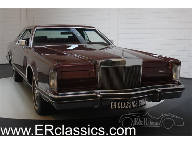 Picture of '78 Lincoln Continental Mark V - $22,250.00 Offered by  - Q4FO