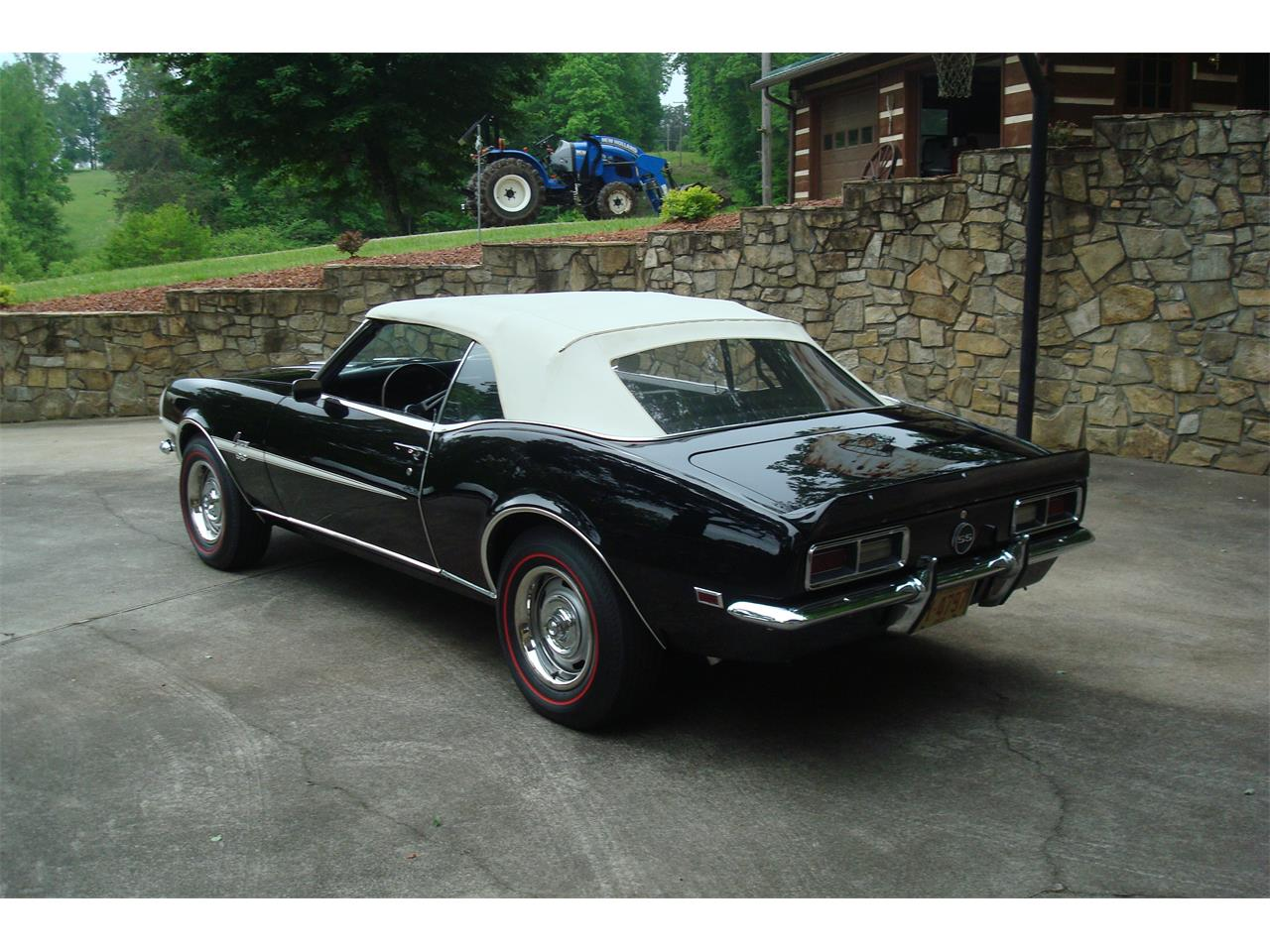 Large Picture of '68 Camaro SS - Q4FP