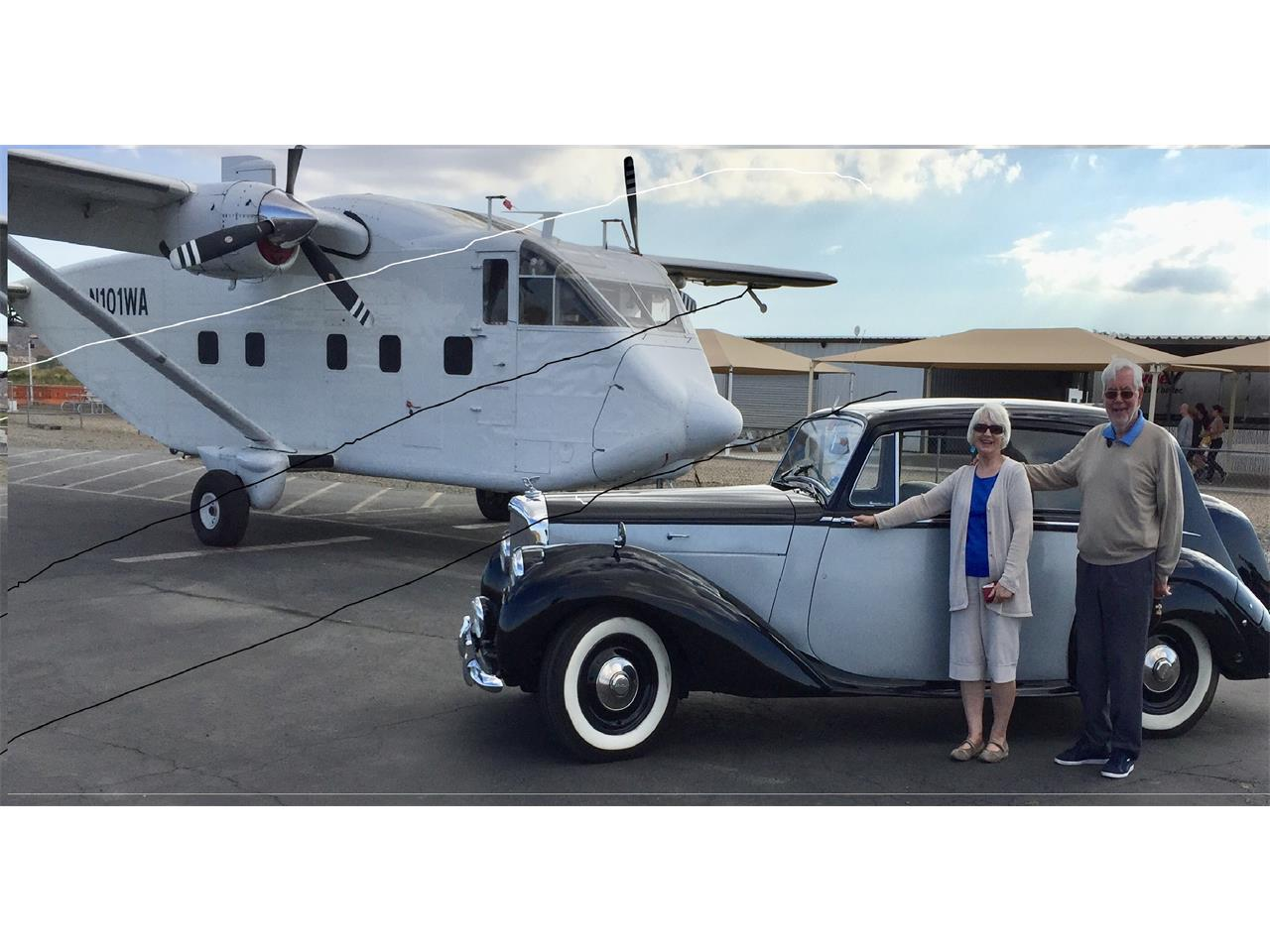 Large Picture of Classic '50 Bentley Mark VI - $45,000.00 - Q4FX