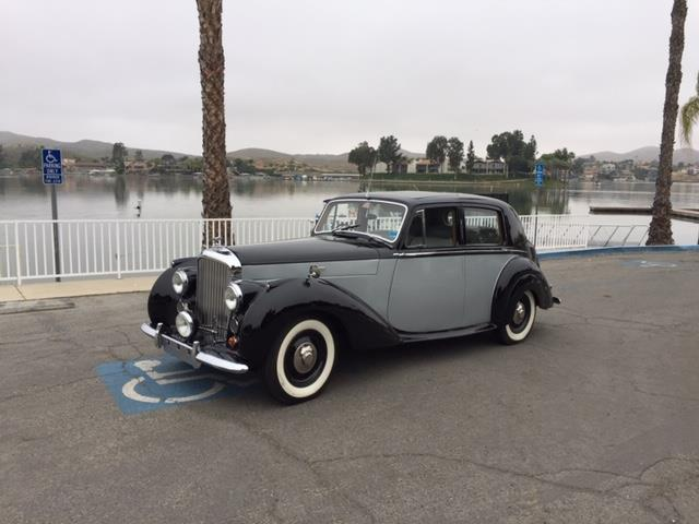 Picture of Classic '50 Bentley Mark VI - $45,000.00 Offered by a Private Seller - Q4FX