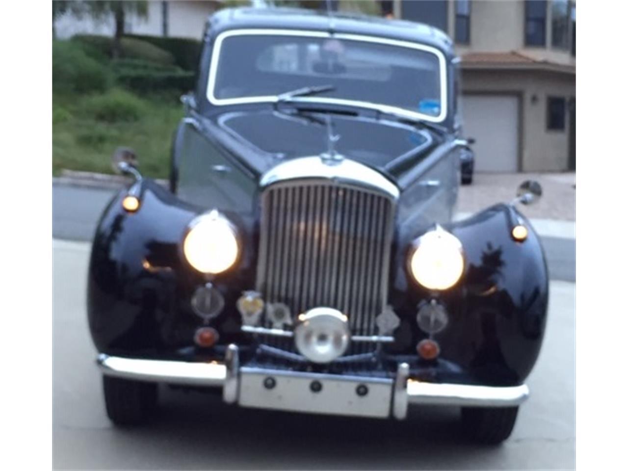 Large Picture of Classic '50 Bentley Mark VI located in California - $45,000.00 - Q4FX