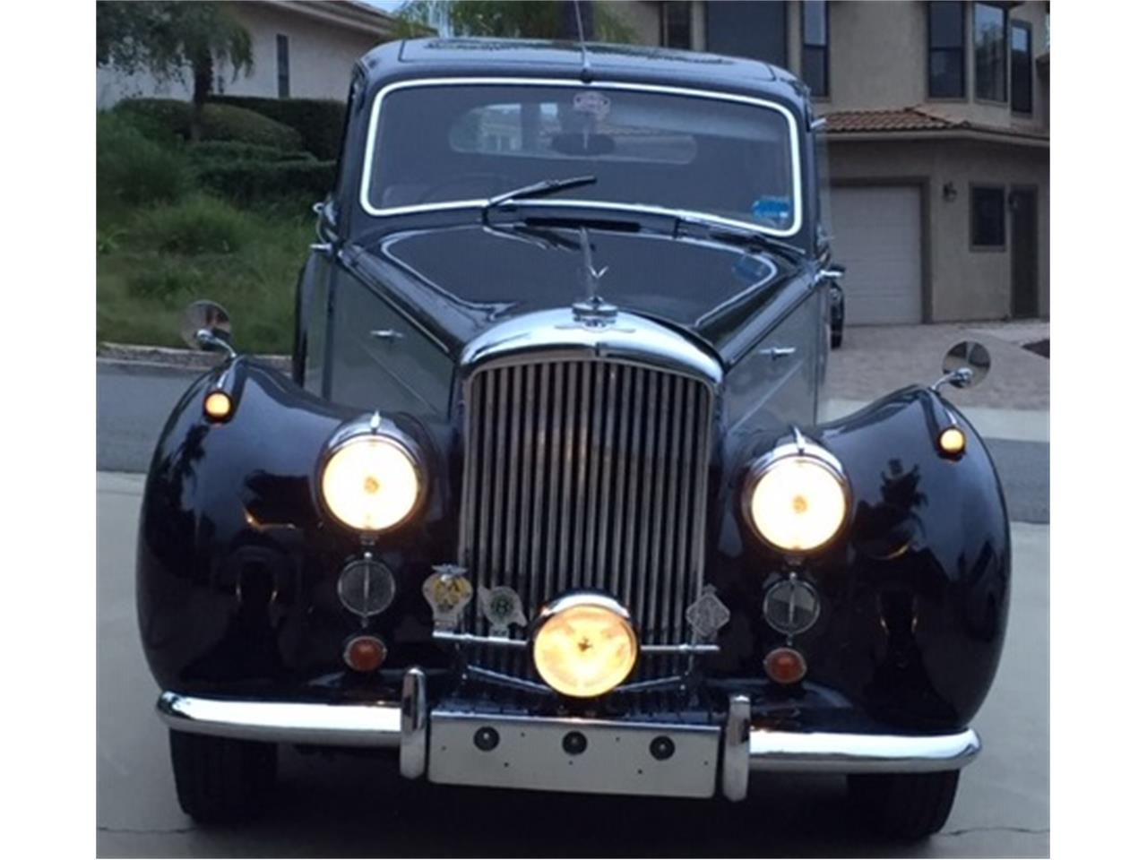 Large Picture of Classic 1950 Bentley Mark VI located in Canyon Lake California - $45,000.00 Offered by a Private Seller - Q4FX
