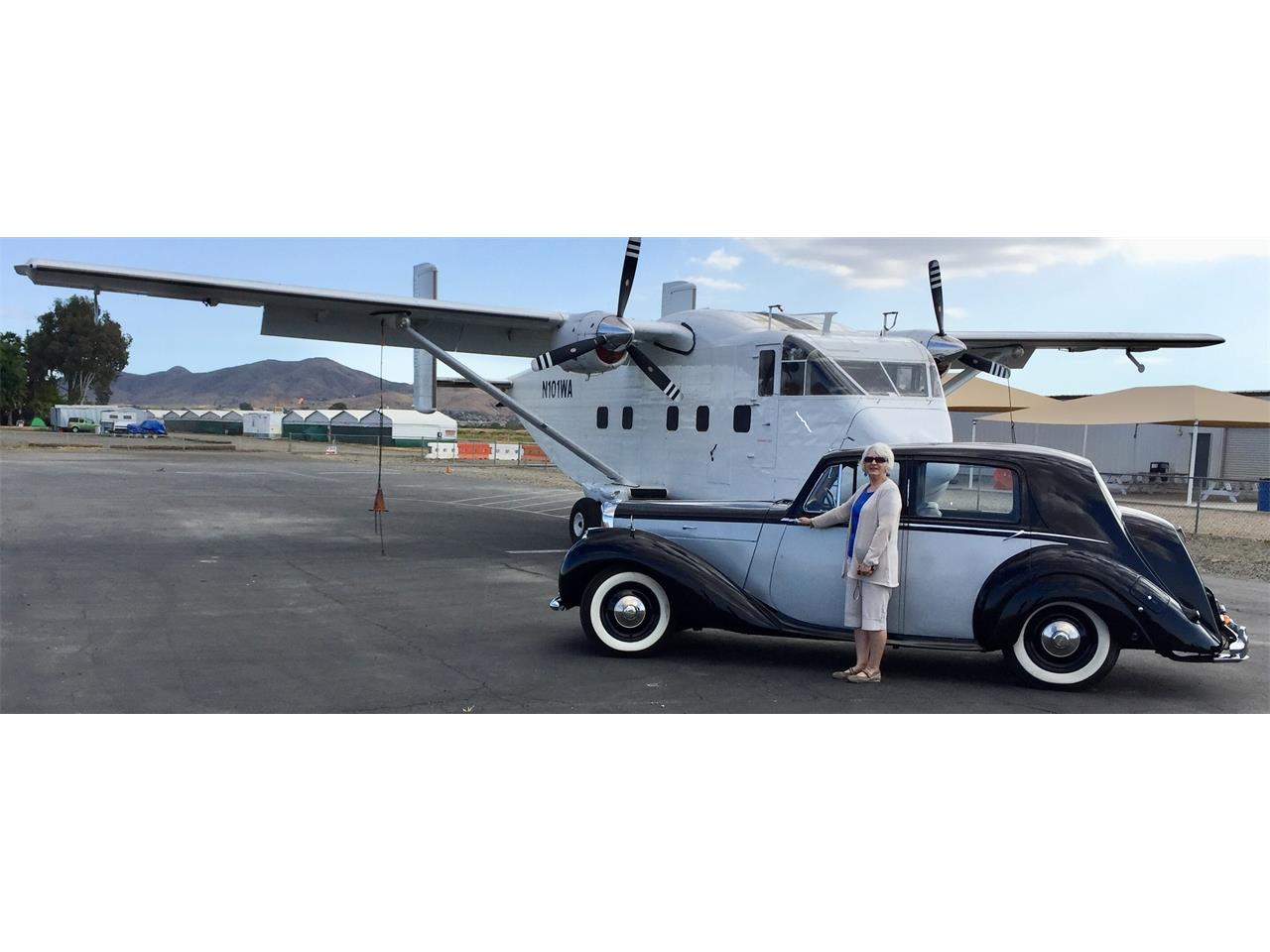 Large Picture of Classic '50 Mark VI located in Canyon Lake California - $45,000.00 - Q4FX