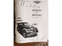 Picture of Classic 1950 Bentley Mark VI Offered by a Private Seller - Q4FX