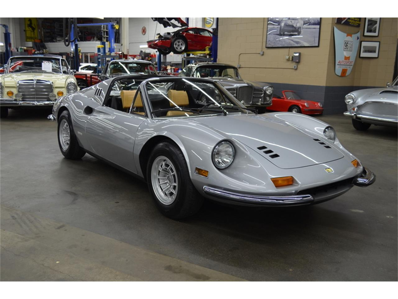 Large Picture of Classic '73 Ferrari Dino located in Huntington Station New York Auction Vehicle Offered by Autosport Designs Inc - Q4FZ
