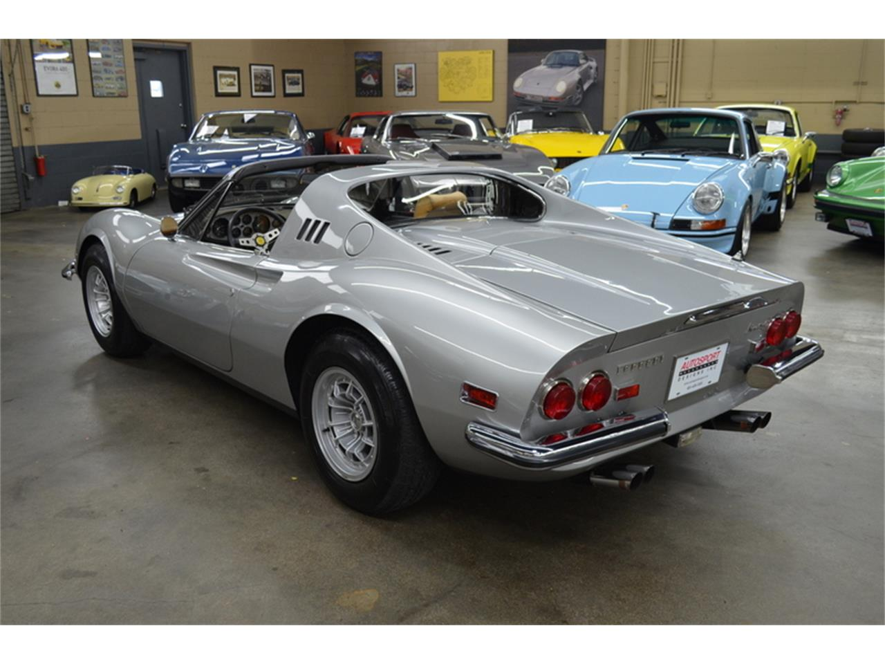 Large Picture of Classic '73 Ferrari Dino Auction Vehicle Offered by Autosport Designs Inc - Q4FZ