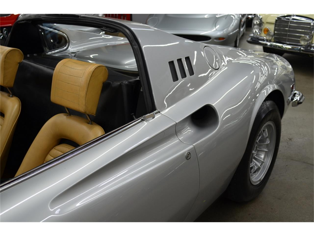 Large Picture of 1973 Ferrari Dino located in Huntington Station New York Offered by Autosport Designs Inc - Q4FZ