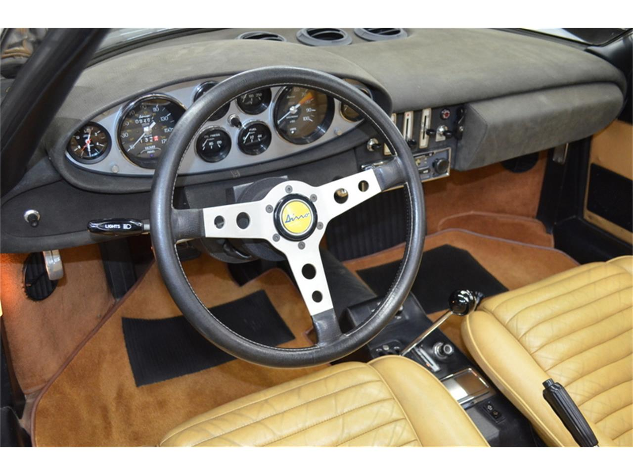 Large Picture of Classic 1973 Ferrari Dino Auction Vehicle - Q4FZ