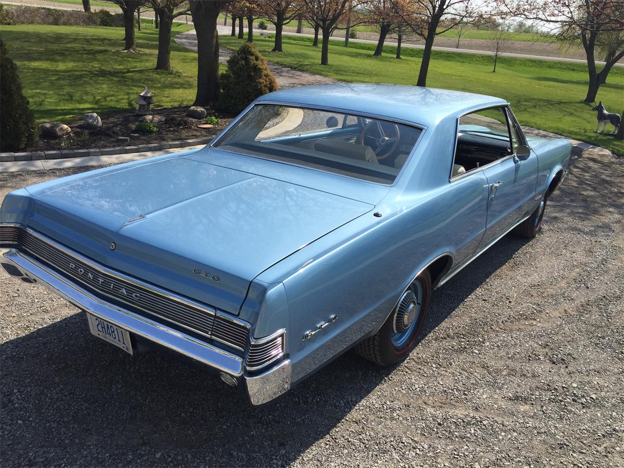 Large Picture of 1965 Pontiac GTO located in Toronto Ontario Offered by a Private Seller - Q4G6