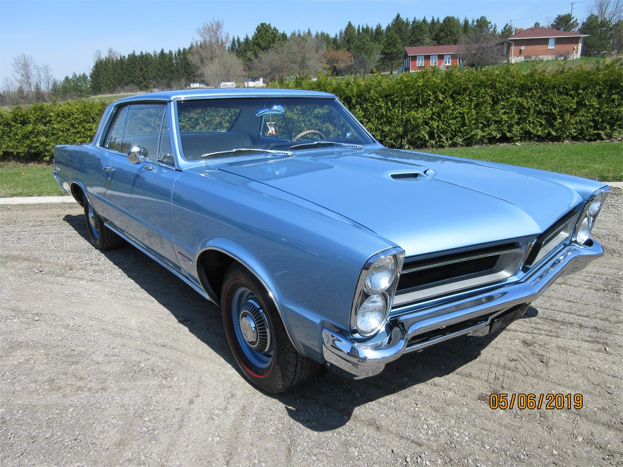 Large Picture of 1965 GTO Auction Vehicle Offered by a Private Seller - Q4G6