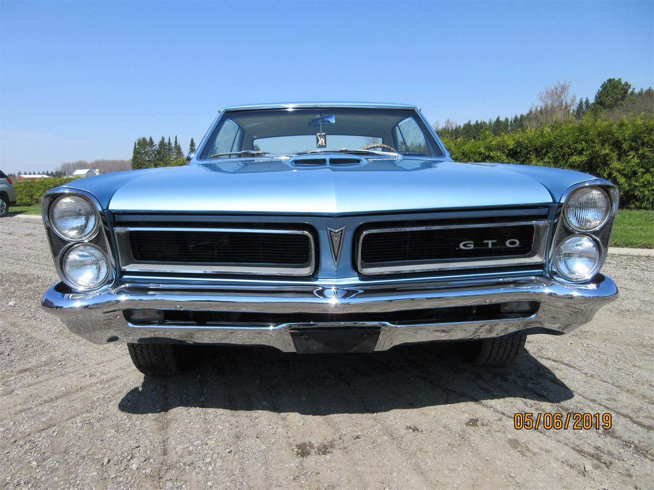 Large Picture of 1965 GTO located in Ontario - Q4G6