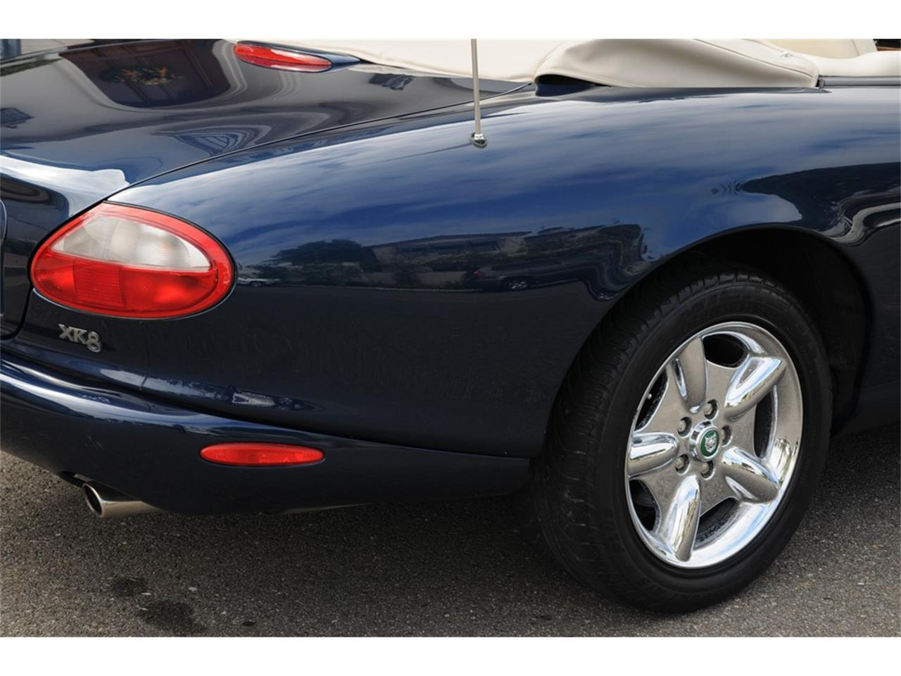 Large Picture of '98 XK8 - PYBN