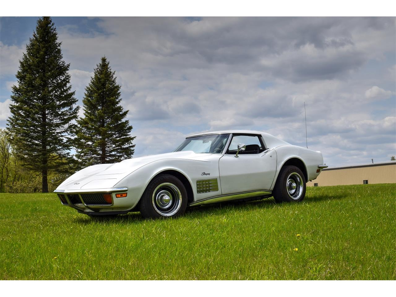 Large Picture of '71 Corvette located in Watertown Minnesota Offered by Hooked On Classics - Q4GJ