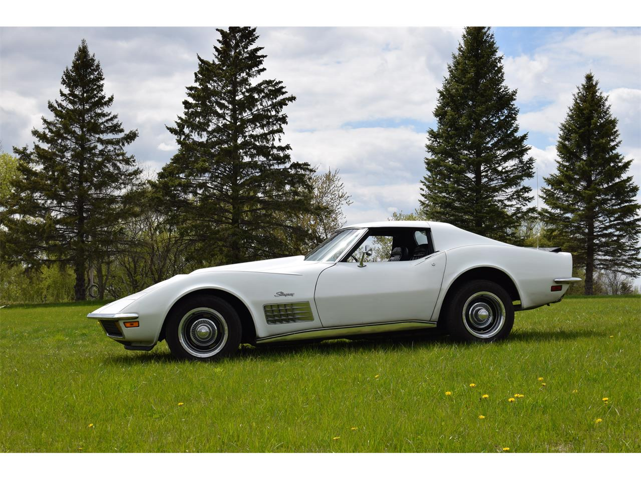 Large Picture of '71 Corvette Offered by Hooked On Classics - Q4GJ