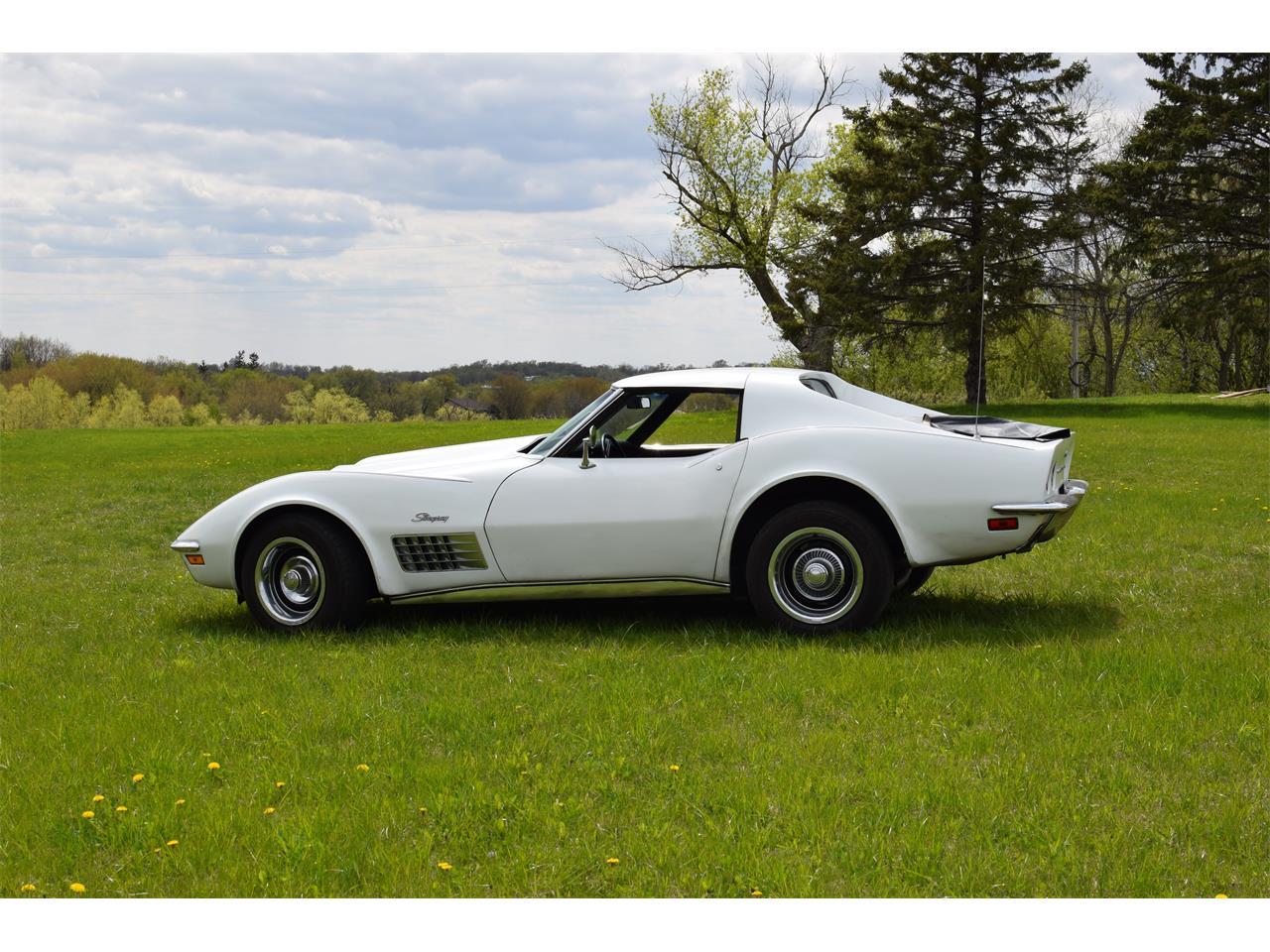 Large Picture of Classic '71 Chevrolet Corvette located in Minnesota - $14,500.00 - Q4GJ