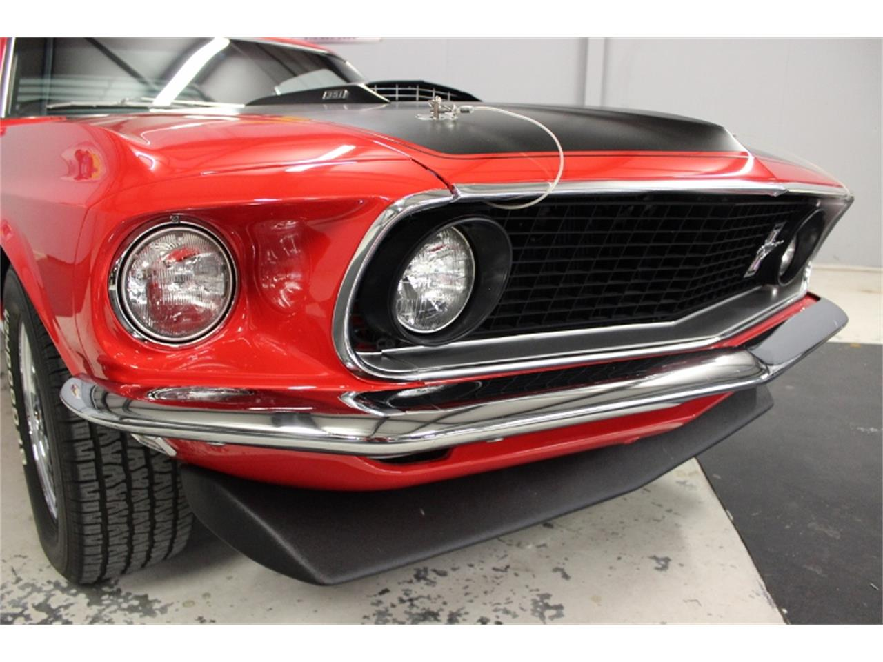 Large Picture of '69 Mustang Mach 1 - Q4GL