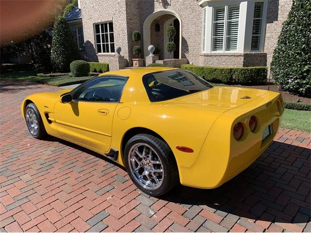 Picture of '02 Corvette Z06 - Q4GP