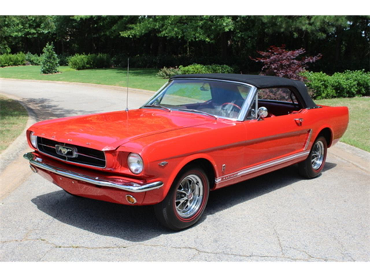 Large Picture of '65 Mustang - Q4GT