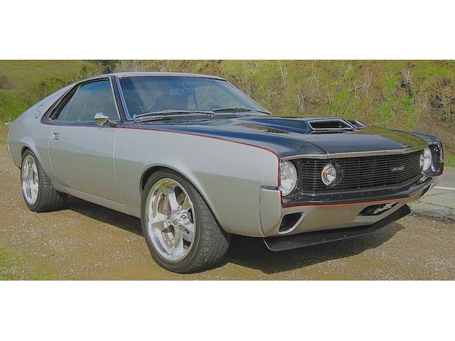 Picture of 1970 AMX located in Chatsworth California - $55,500.00 Offered by a Private Seller - PYBP