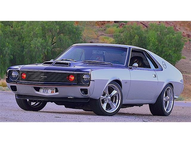 Picture of 1970 AMX located in Chatsworth California Offered by a Private Seller - PYBP