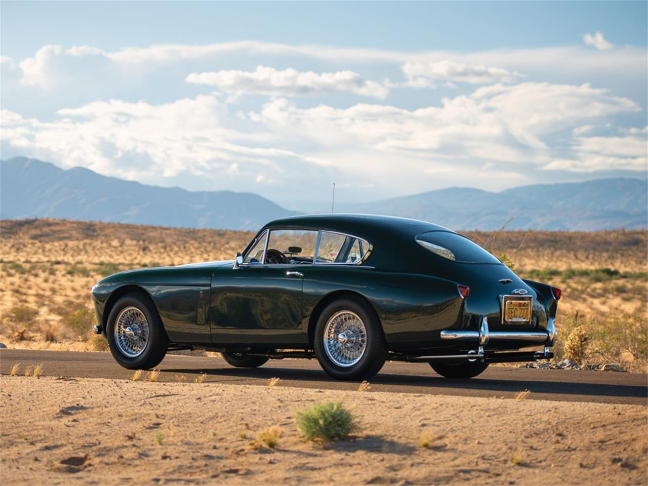 Large Picture of '57 DB 2/4 MKIII Auction Vehicle - Q4GZ