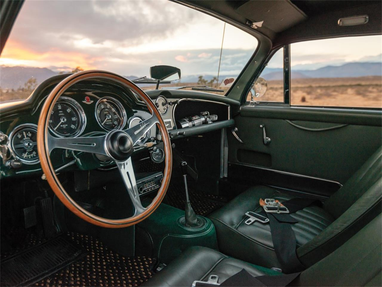 Large Picture of Classic 1957 DB 2/4 MKIII located in California - Q4GZ