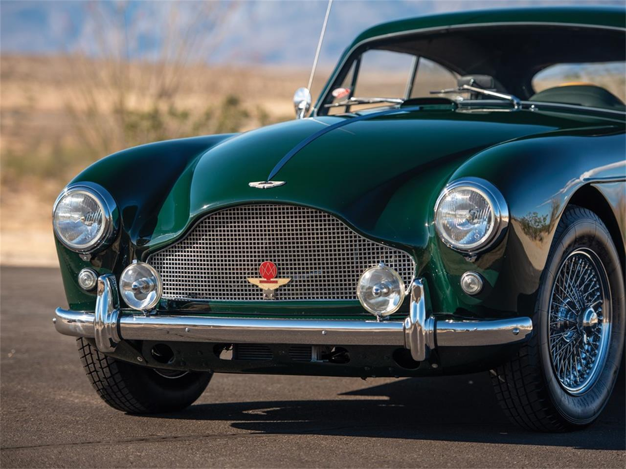 Large Picture of 1957 Aston Martin DB 2/4 MKIII located in California Offered by RM Sotheby's - Q4GZ