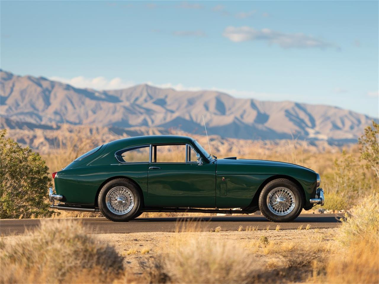 Large Picture of Classic '57 DB 2/4 MKIII Offered by RM Sotheby's - Q4GZ