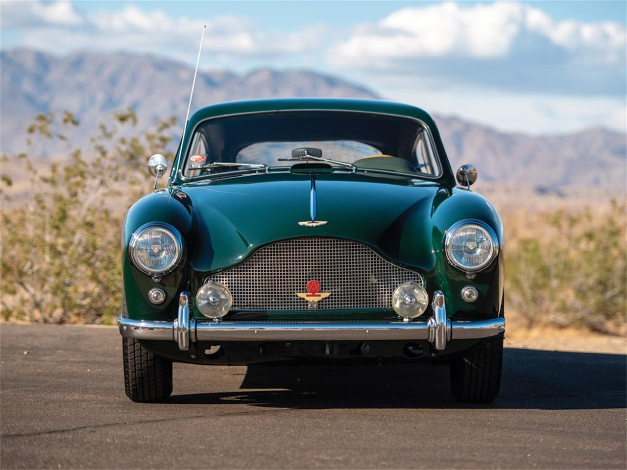 Large Picture of 1957 Aston Martin DB 2/4 MKIII located in Monterey California Auction Vehicle - Q4GZ