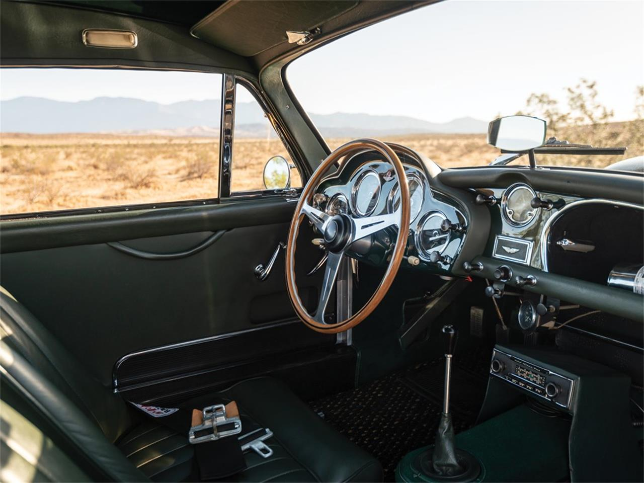 Large Picture of Classic 1957 Aston Martin DB 2/4 MKIII located in Monterey California Auction Vehicle Offered by RM Sotheby's - Q4GZ