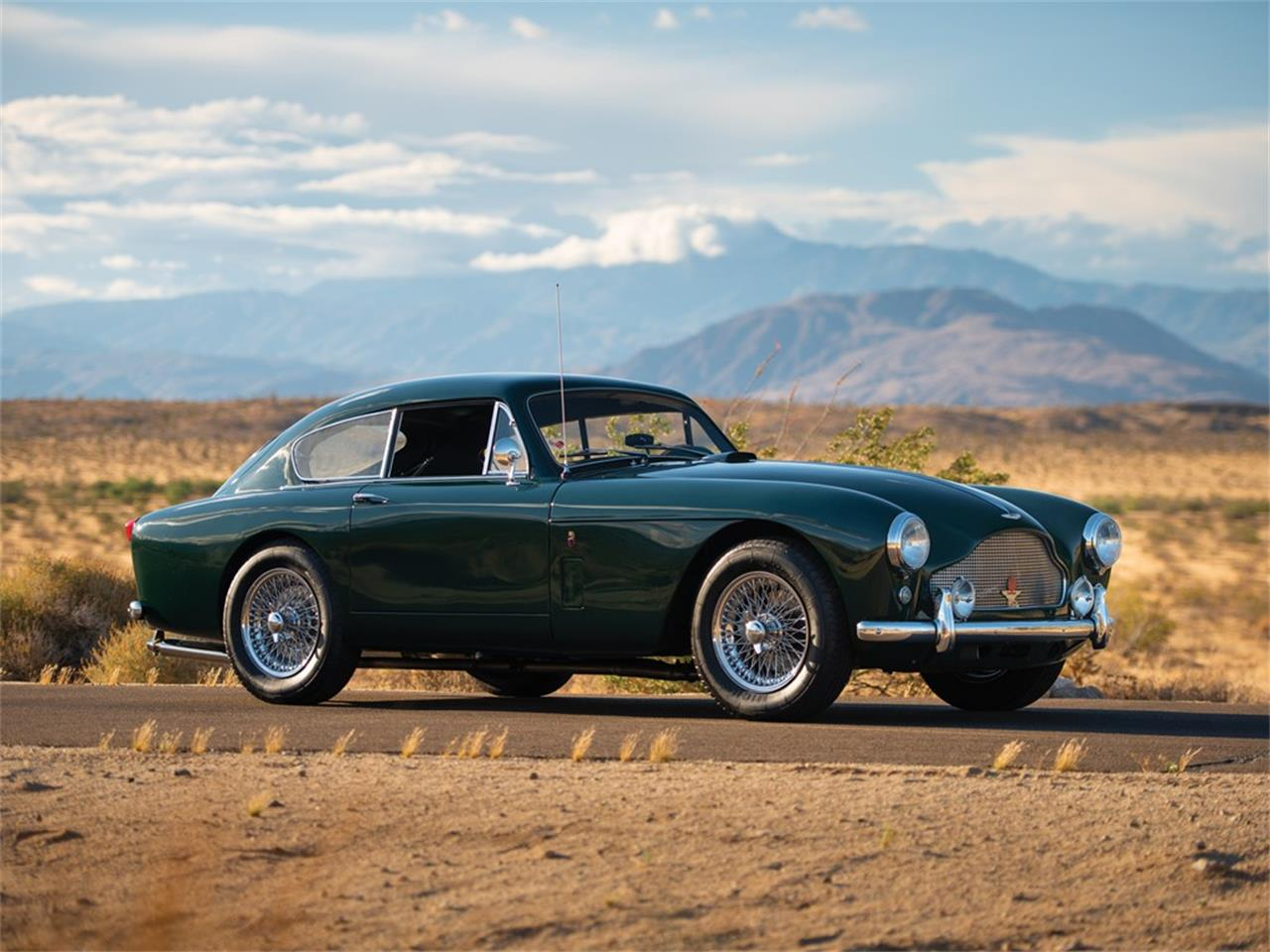 Large Picture of Classic '57 Aston Martin DB 2/4 MKIII Auction Vehicle Offered by RM Sotheby's - Q4GZ