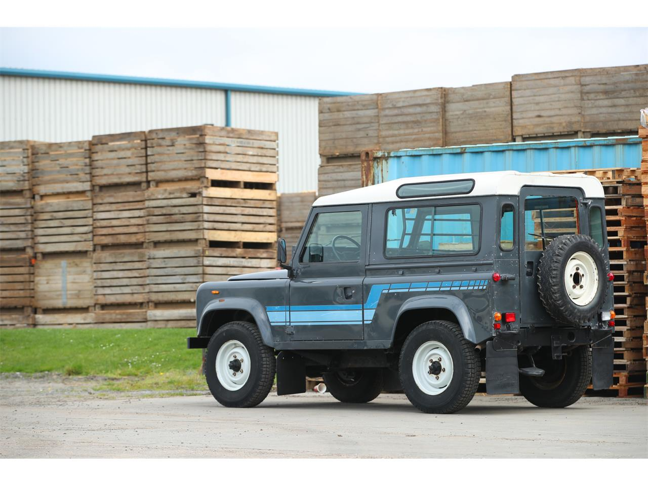Large Picture of '84 Defender 90 - Q4H1