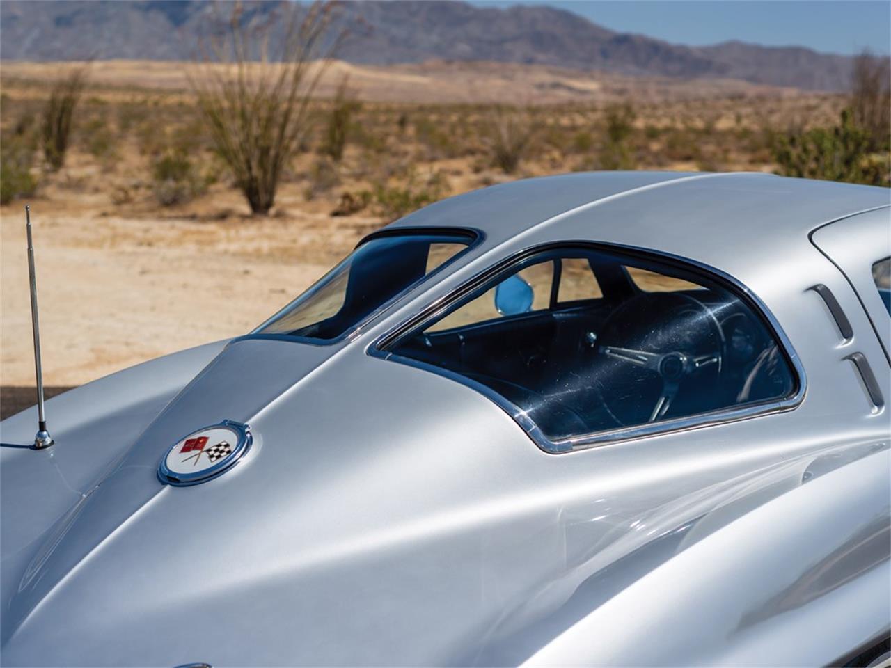 Large Picture of '63 Corvette Stingray - Q4H2