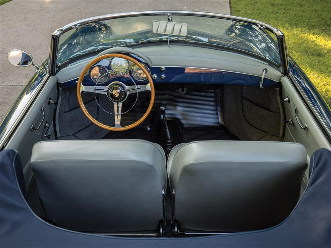 Large Picture of Classic 1962 Porsche 356B Auction Vehicle Offered by RM Sotheby's - Q4HA