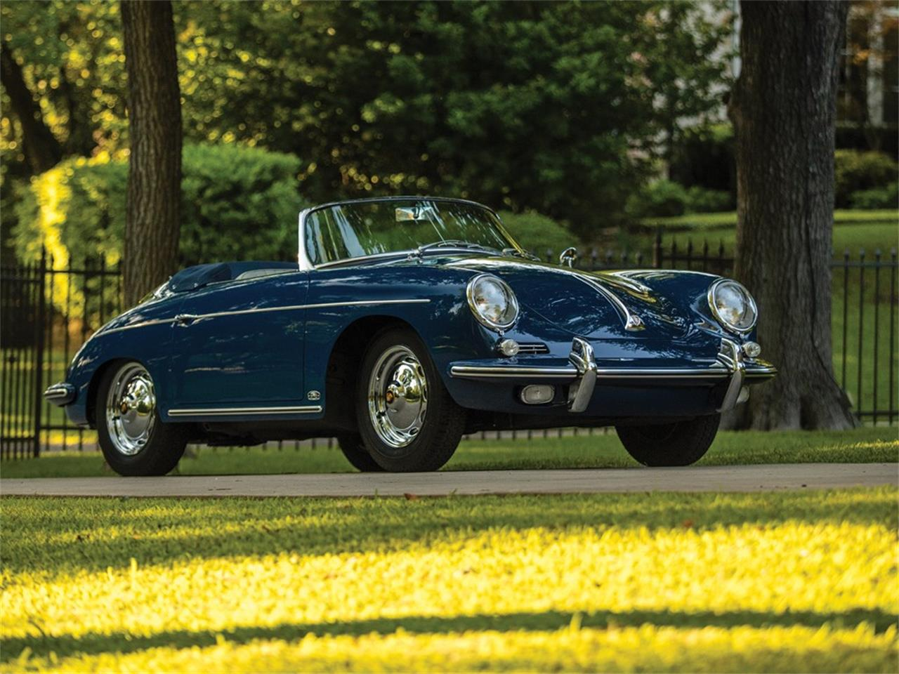 Large Picture of 1962 356B located in Monterey California Auction Vehicle Offered by RM Sotheby's - Q4HA
