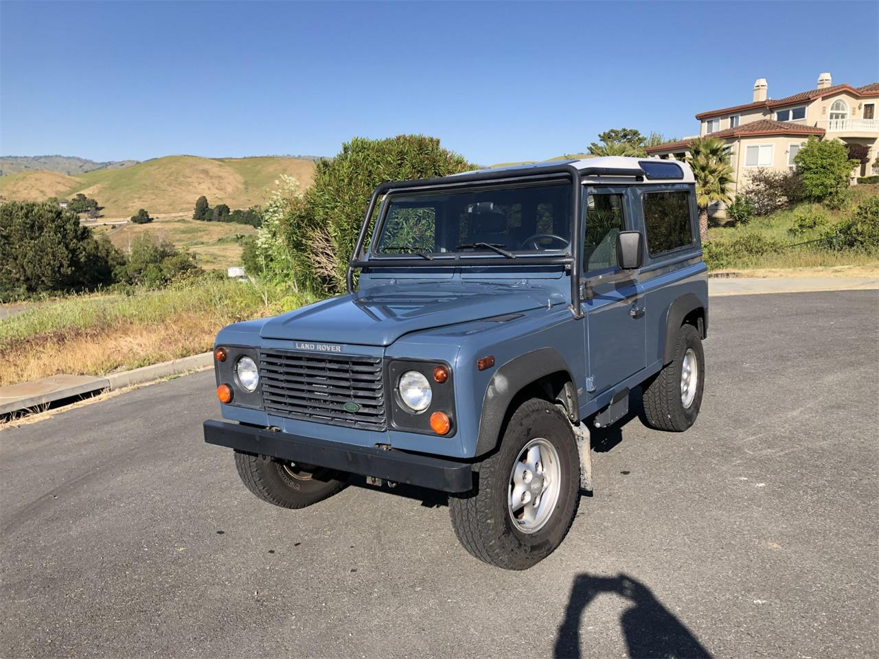 Large Picture of '95 Defender 90 - Q4HM