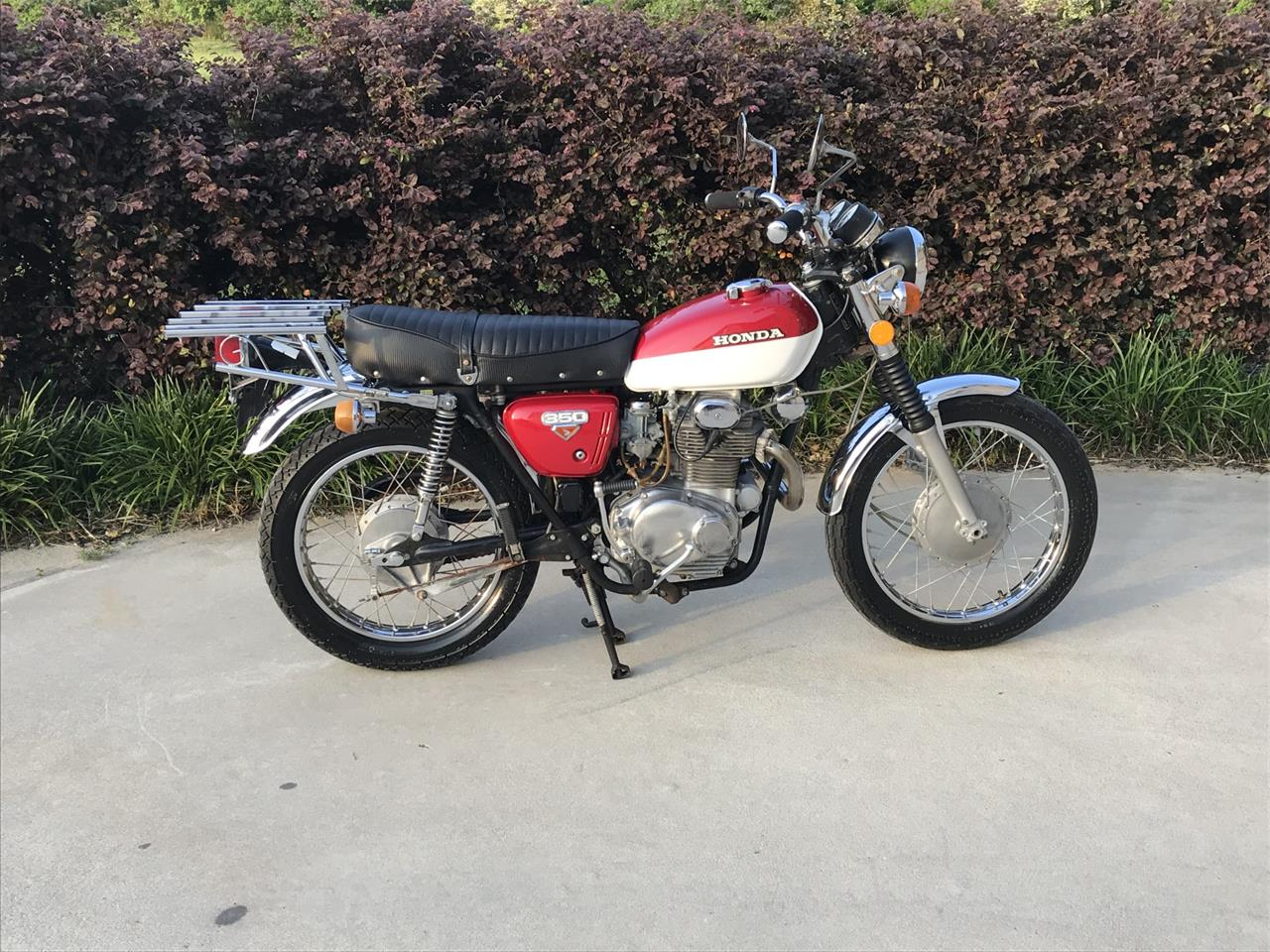 Large Picture of '72 CL350 - Q4HR