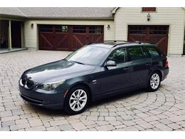 Picture of 2010 BMW 5 Series Offered by Bring A Trailer - Q4HV