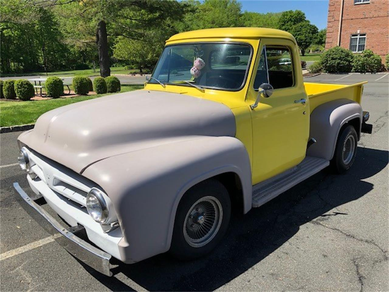 Large Picture of '53 F100 - Q4HZ