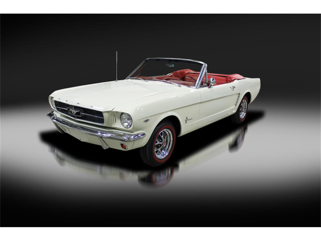 Large Picture of '65 Mustang - Q4I1