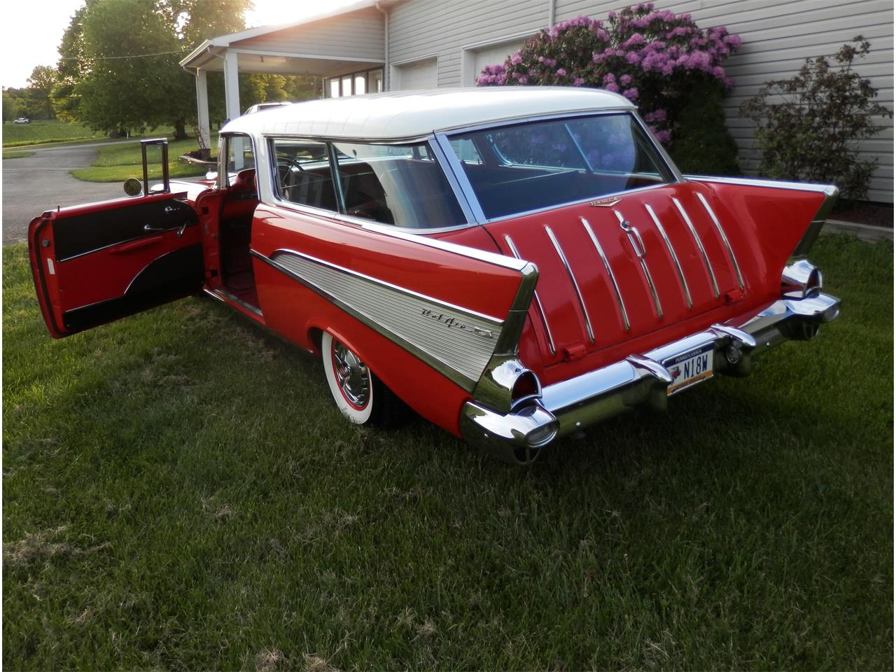 Large Picture of '57 Nomad - Q4I5