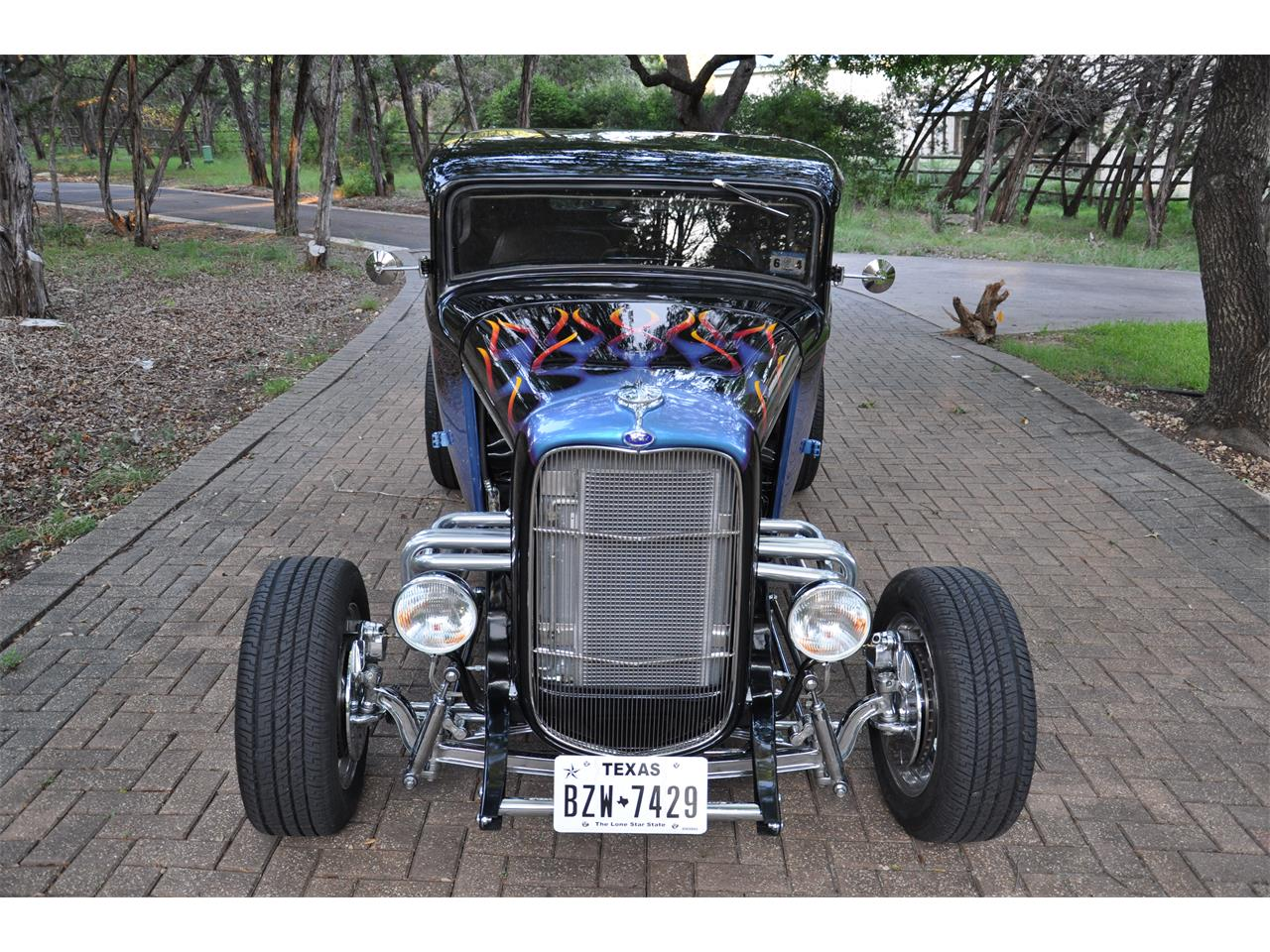 Large Picture of '32 5-Window Coupe - Q4I8