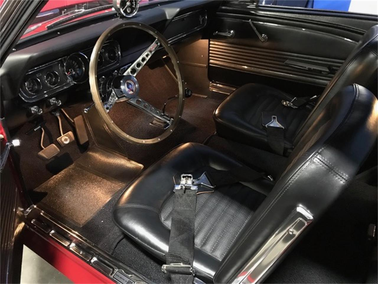 Large Picture of '66 Shelby GT350 located in California - $230,000.00 - Q4I9
