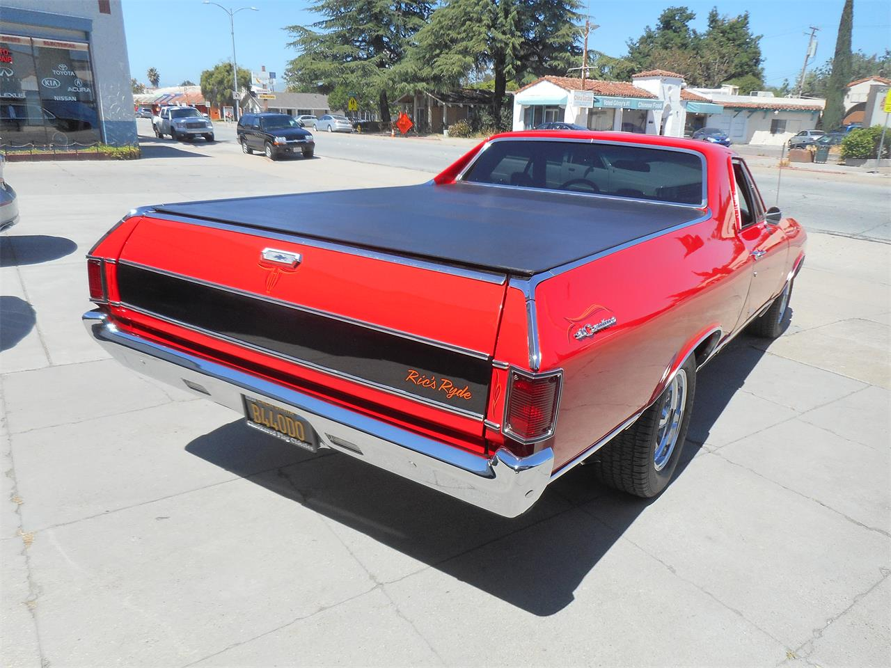 Large Picture of '68 El Camino - PYBV