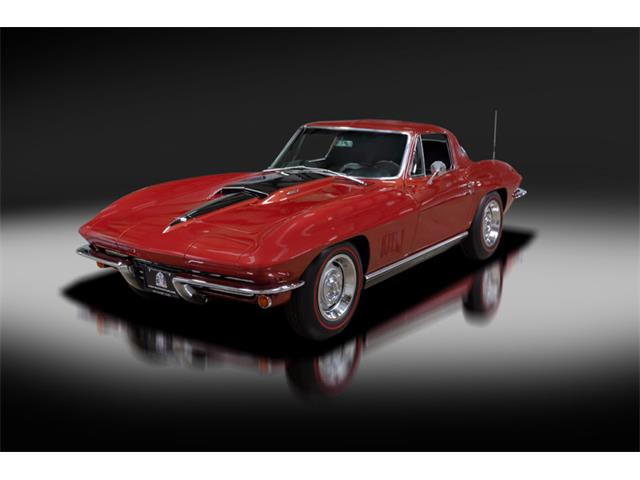 Picture of Classic 1967 Chevrolet Corvette Auction Vehicle Offered by  - Q4IX