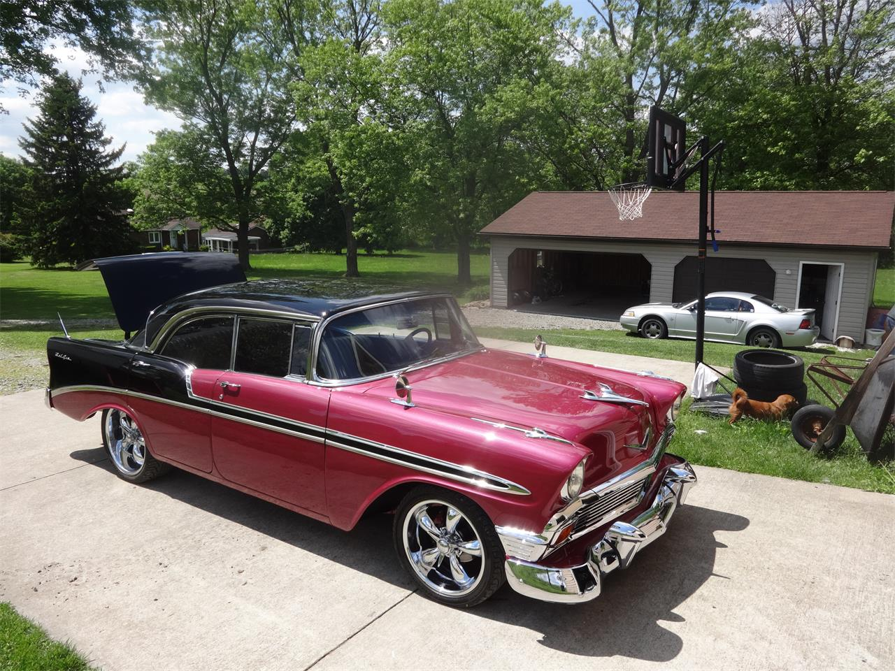 Large Picture of '56 Bel Air - Q4IY