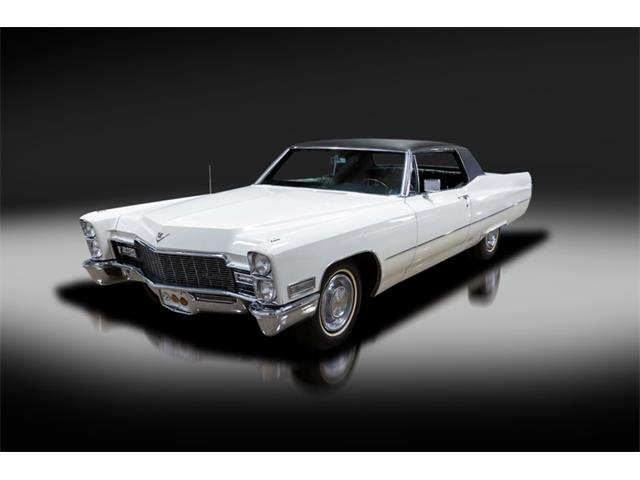 Picture of '68 Cadillac Coupe DeVille located in Massachusetts Offered by  - Q4J4